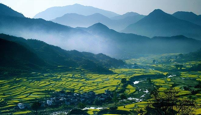 美丽中国:水墨婺源