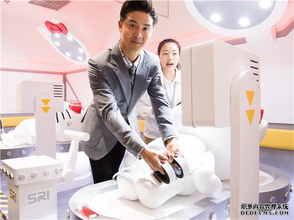 大都会东方广场 重庆之子田亮遇上Robot Kitty