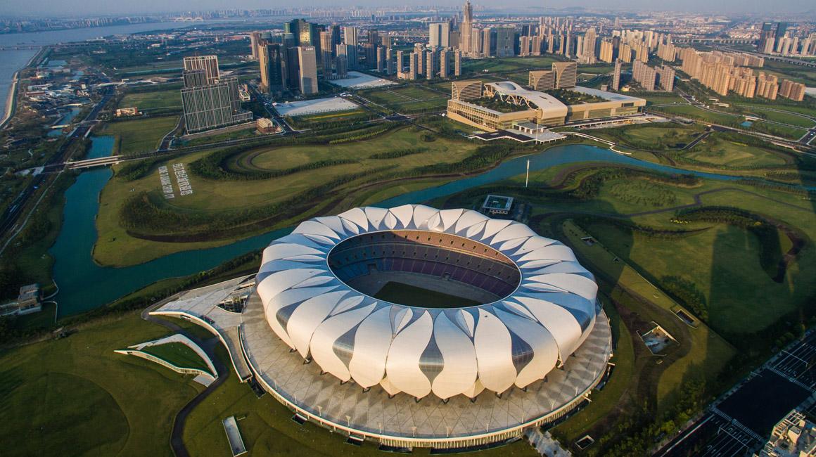 """G20来临,天眼为你""""秀杭州"""""""